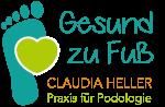 Gesund zu Fuss Logo